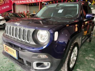Jeep 自由侠  2017款 180T DCT劲能版
