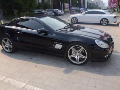 奔驰 SL级  SL300 3.0 GrandEdition图片