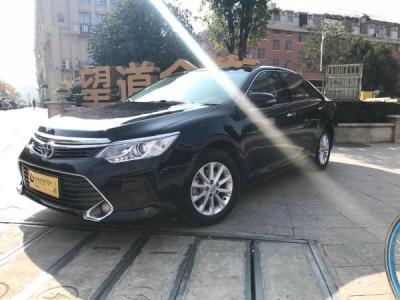 2015年10月 丰田 凯美瑞 2.0G 豪华版关注:杰歌汽车  或 SSCNSS JE-GE.CN (弹个车义乌旗舰图片