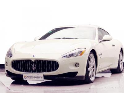 2013年5月 瑪莎拉蒂 GT 4.7L圖片