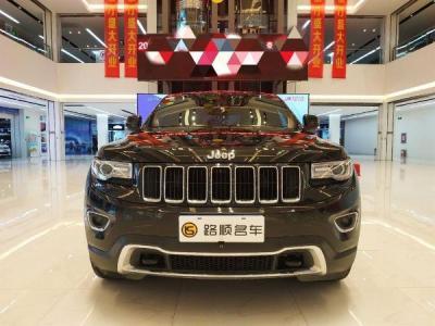 2015年1月 Jeep 大?#20449;?#22522;(进口) 3.0 舒享导航版图片