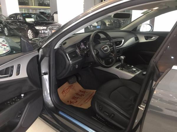 奥迪 奥迪A7  A7 Sportback 2.8 FSI Quattro进取型图片