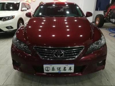 丰田 锐志  2013款 2.5S 菁锐版