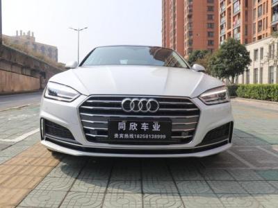 2018年11月 奥迪 奥迪A5  A5 40TFSI Sportback 时尚型图片