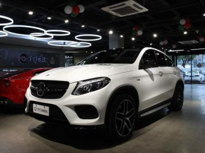 2018年1月 奔馳 奔馳GLE(進口) GLE43 4MATIC 轎跑SUV圖片