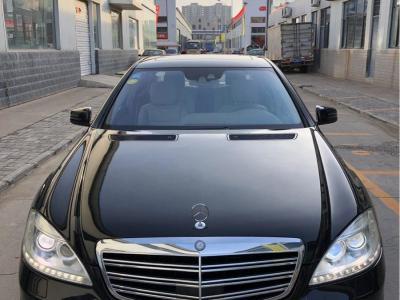 2012年1月 奔驰 S级 S300L 3.0L 尊贵型图片