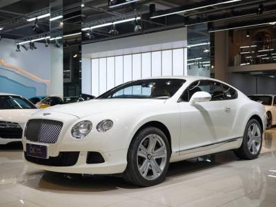 2012年10月 宾利 欧陆 GT 6.0T图片
