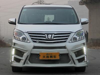 丰田 埃尔法  3.5L 豪华版图片