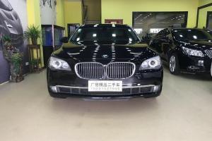 2011年3月 宝马 宝马7系 730Li 3.0 豪华型图片