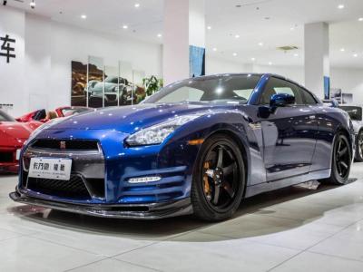 2012年6月 日产 GT-R 3.8T Premium Edition图片