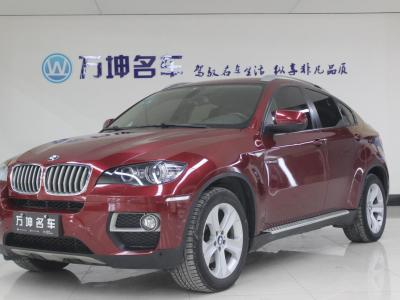 宝马 宝马X6  2012款 X6 3.0T图片