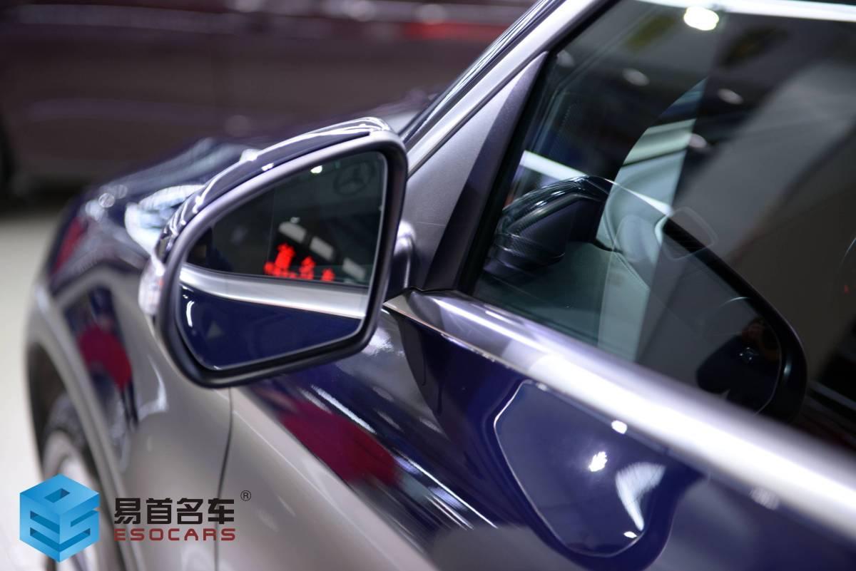奔驰 GLC级  2017款 GLC260 2.0T 4MATIC 豪华型图片