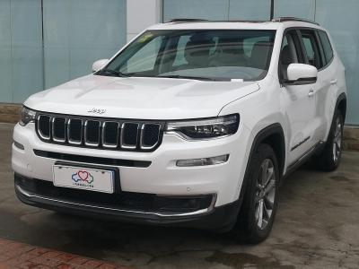 Jeep 指挥官  2018款 2.0T 两驱进享版图片