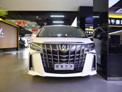 2019年2月 丰田 埃尔法(进口) 3.5L 豪华版图片