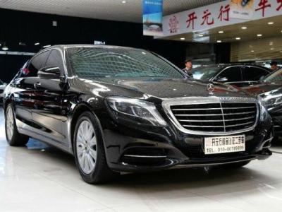 奔驰S级&nbspS400L 3.0T 尊贵型