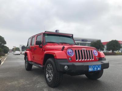 2017年6月 Jeep 牧马人(进口) 3.0L 四门 舒享版图片