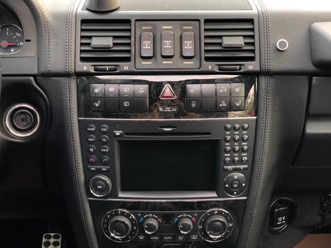 奔驰 AMG  2009款 G55 AMG 5.5T 4MATIC图片