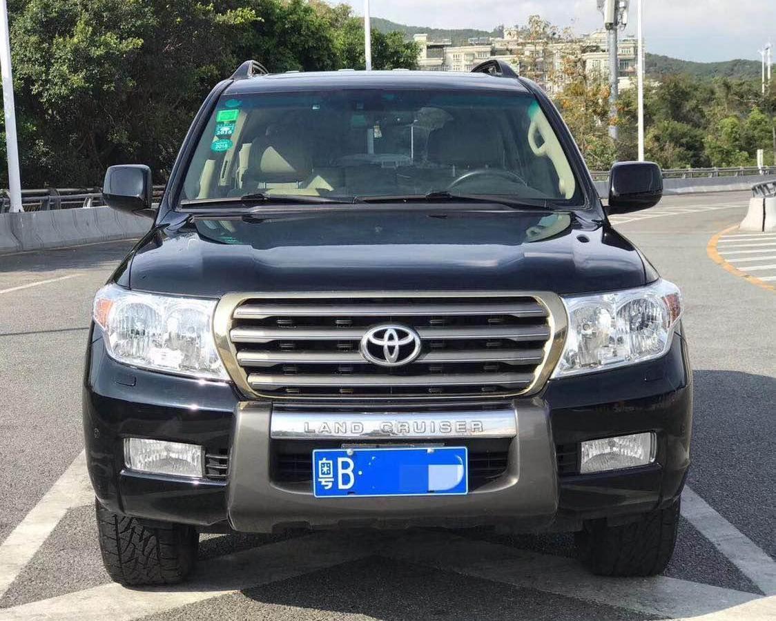 丰田 兰德酷路泽  2010款 VX-R 4.7L图片