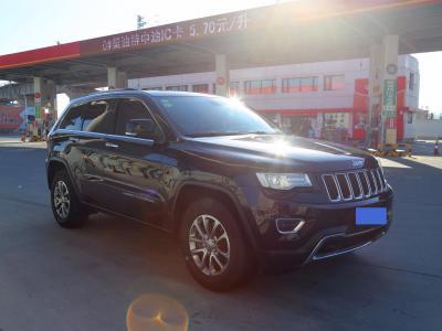 Jeep 大切诺基  2015款 3.0L 精英导航版