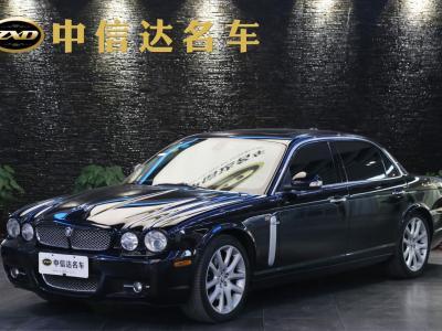 2010年1月 捷豹 XJ 3.0L 皇家加长版图片