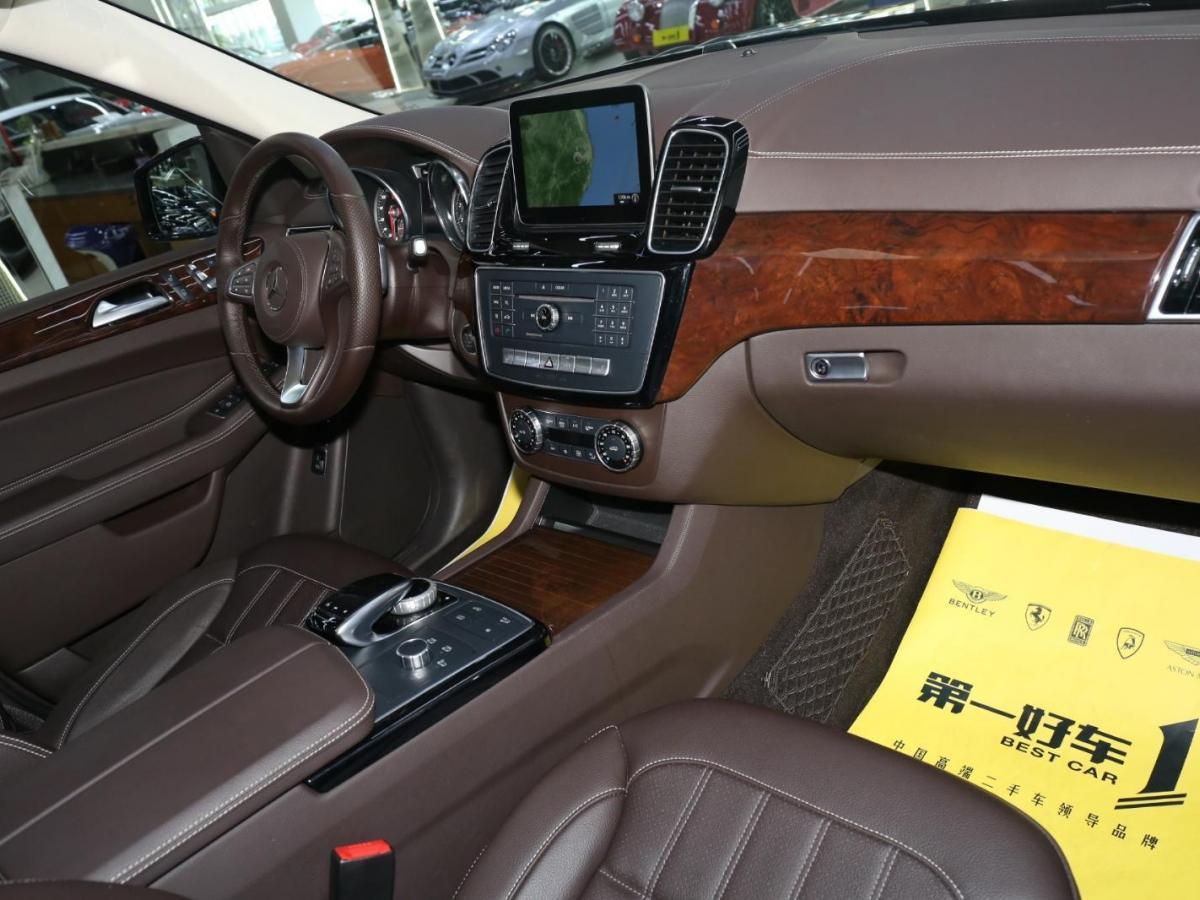 奔驰 奔驰GLS  2016款 GLS450 3.0T图片
