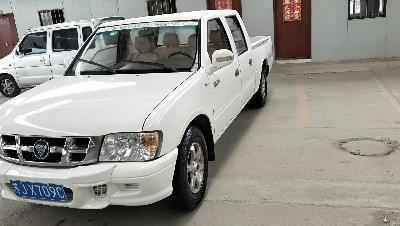 福田 薩瓦納  2015款 2.0T 手動兩驅汽油豪華版5座圖片