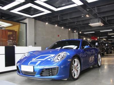 保时捷 911  2016款 Carrera S 3.0T