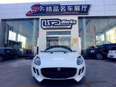 捷豹 F-Type  Coupe 3.0T图片