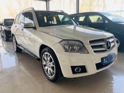 奔驰 GLK级  2011款 GLK300 3.0L 4MATIC 豪华型图片