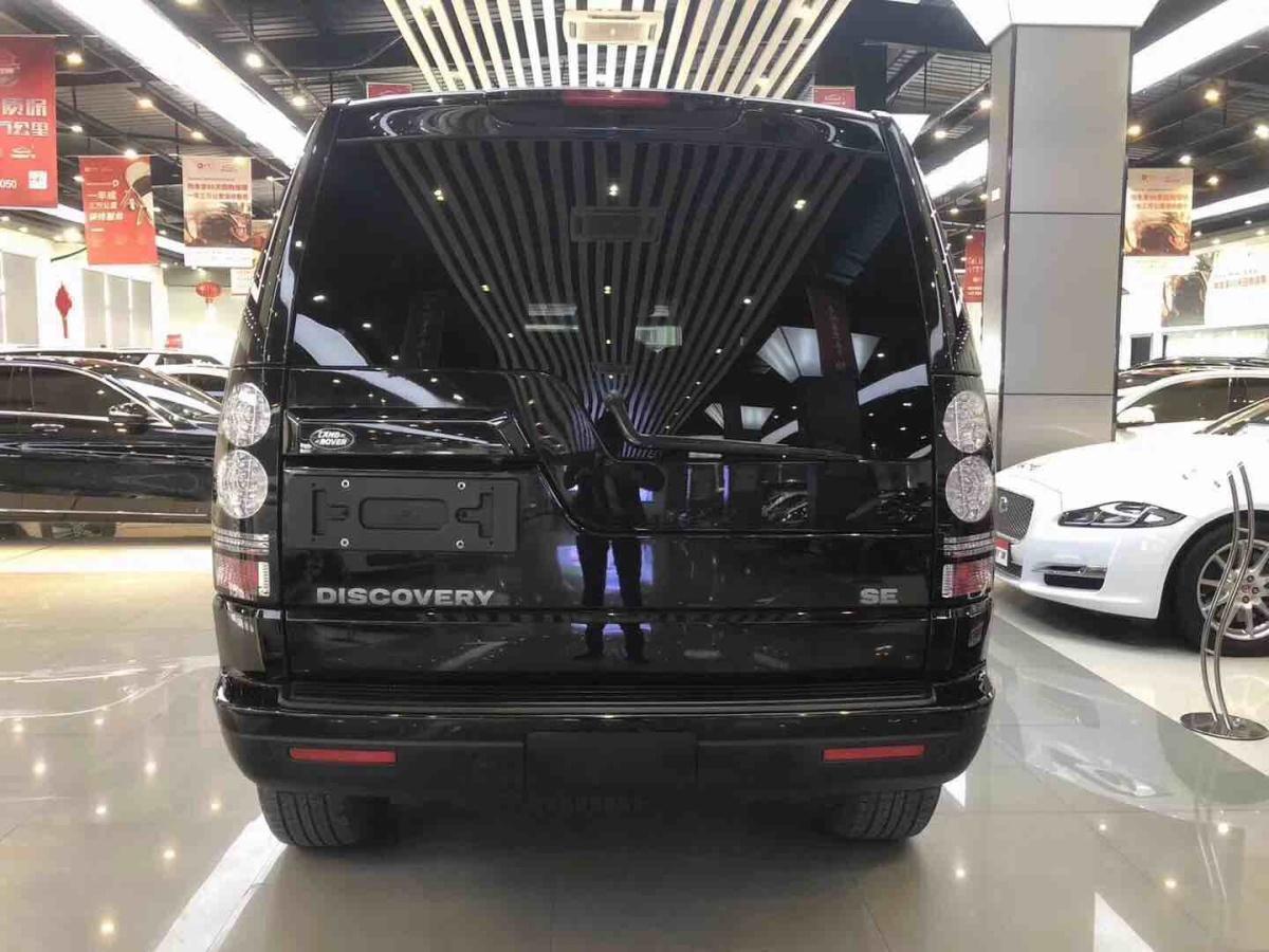 路虎 發現  2016款 3.0T 曜黑典藏版 V6 SC HSE汽油版圖片