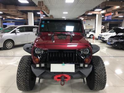 2013年8月 Jeep 牧马人(进口) 3.6L 四门 10周年限量版图片