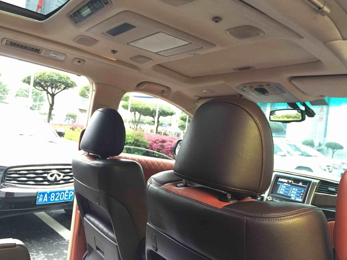 豐田 埃爾法  2012款 3.5L 豪華版圖片