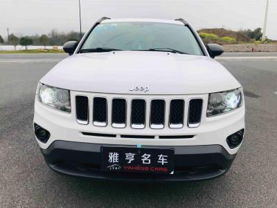 2014年1月 Jeep 指南者  2.4L运动版图片