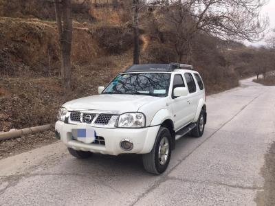 日產 帕拉丁  2008款 2.4L 手動標準型