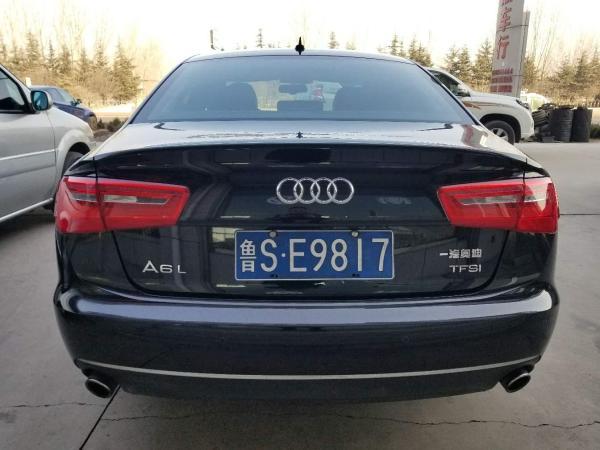 奥迪 奥迪A6L  A6L 2.0T FSI 舒适型图片