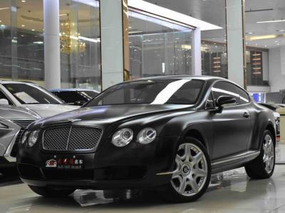 2007年12月 宾利 欧陆 GT 6.0图片