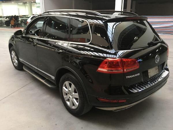大众2011款 途锐(进口) V6 3.0TSI 舒适型图片