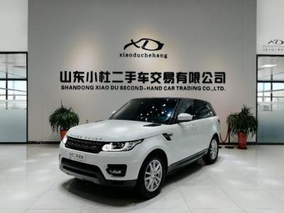 路虎 揽胜运动版 3.0 V6 柴油 欧规型
