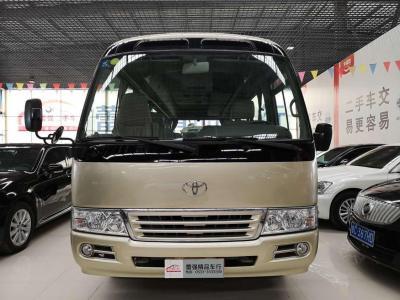 豐田考斯特2012款18座超豪華版