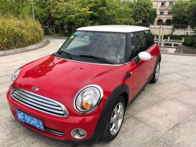 2010年5月 MINI COUPE  1.6L Chee图片