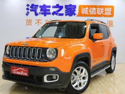 2017年12月 Jeep 自由侠 180T 自动劲能版图片