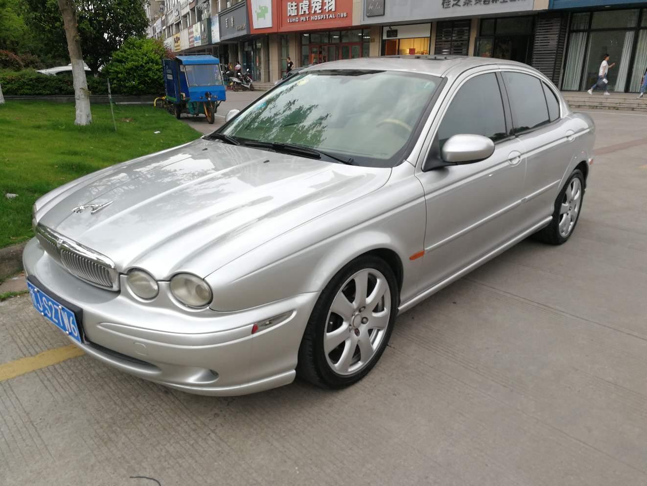 2005年7月 捷豹 X-Type  3.0L ?#36828;计?/>                         <div class=