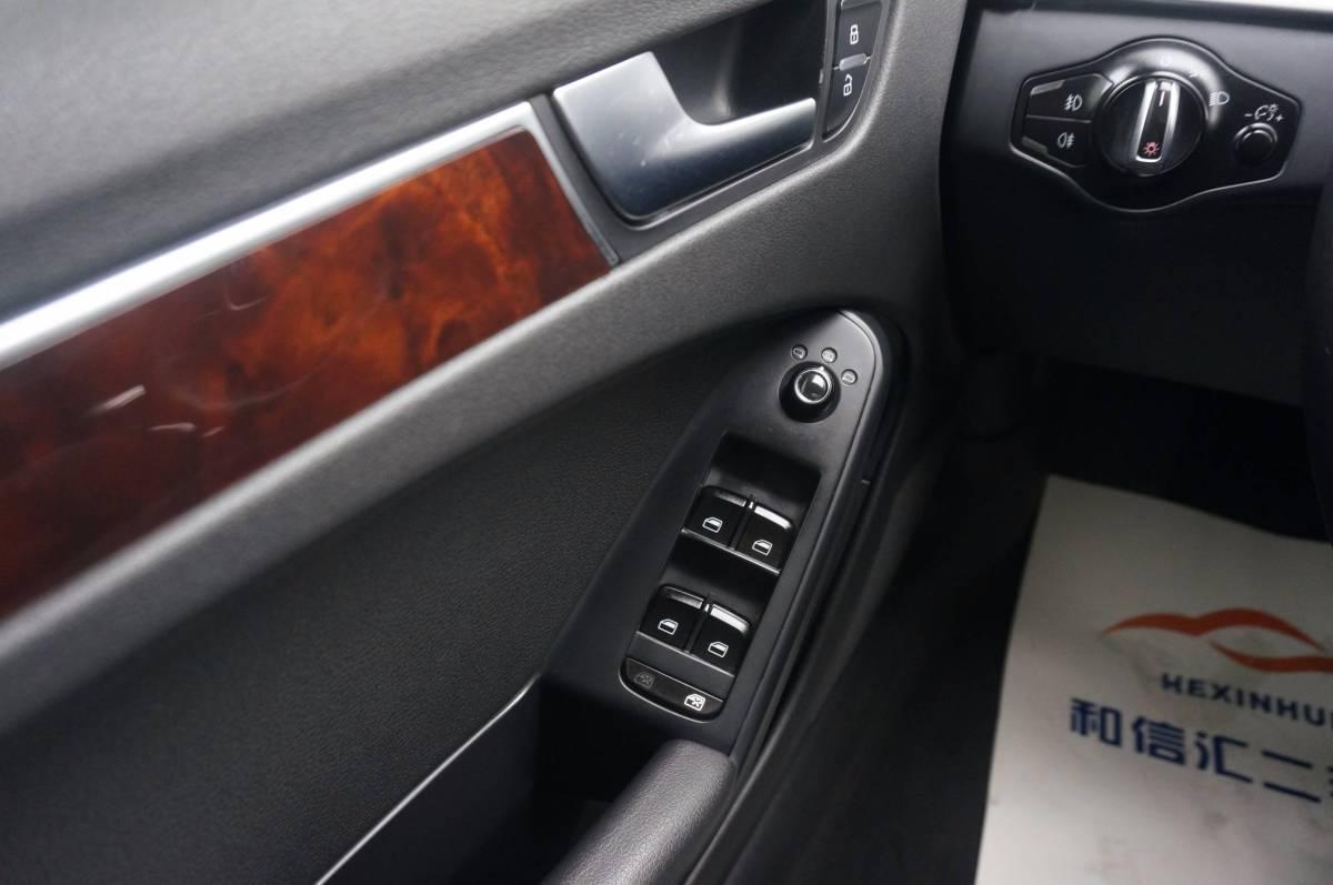 奥迪 奥迪A4L  2012款 2.0 TFSI 自动舒适型图片