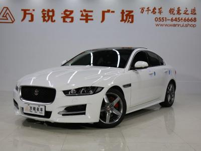 捷豹 XE  2015款 2.0T 200PS R-Sport