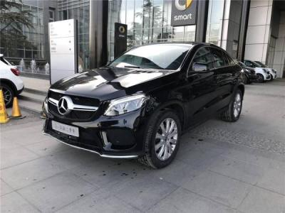 奔驰 GLE  GLE320 Coupe 4MATIC 3.0T图片