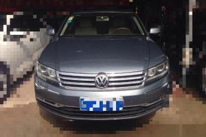 2011年12月 大众 辉腾 3.6 V6 5座加长Individual版