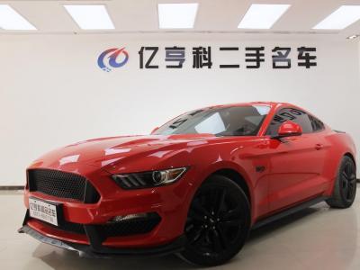 福特 Mustang  2016款 2.3T 運動版圖片