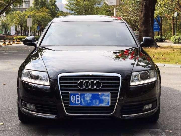 奥迪 奥迪A6L  2011款 2.8 FSI 豪华型图片