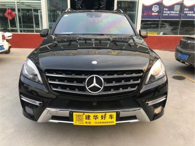 2014年9月 奔馳 ML級  ML400 4MATIC 3.0T 豪華型圖片