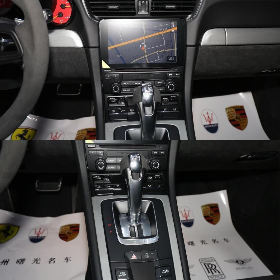 保時捷 911  2018款 GT3 4.0L圖片